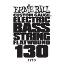 Ernie Ball 1713 flatwound .130 Saite für E-Bass