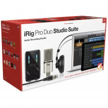 IK Multimedia iRig Pro Duo Studio Suite Producer-Set
