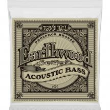 Ernie Ball 2070 Earthwood Saitensatz für Akustikbass