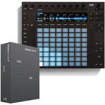 Ableton Push 2 Bundle + Ableton Live 9 Suite