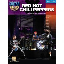 Hal Leonard Red Hot Chili Peppers - Guitar Play-Along Volume 153