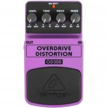 Behringer OD300 Distortion/Overdrive-Effektpedal