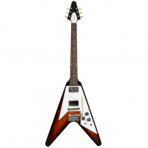 Gibson Custom Benchmark Flying V 1967 Reissue Sunburst (inruil)