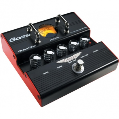 Ashdown Bass Drive Plus Overdrive-Pedal f. E-Bass