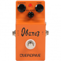 Ibanez OD850 Overdrive-Pedal