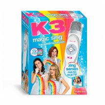 Magic Sing K3 Karaokemikrofon