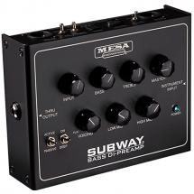 Mesa Boogie Subway Bass DI-Preamp Box
