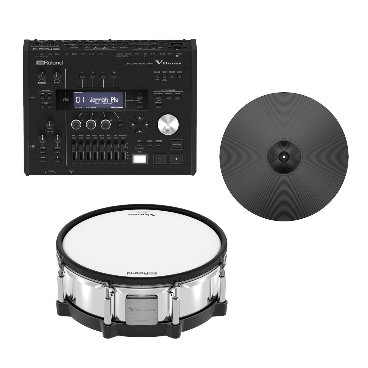 Roland TD 50DP Digital Upgrade Pack Drummodul Paket