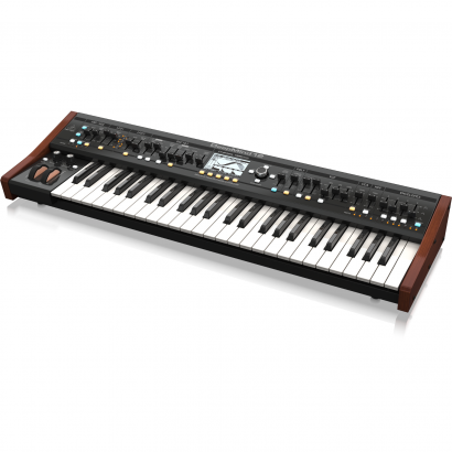 Behringer DeepMind 12 Analog-Synthesizer