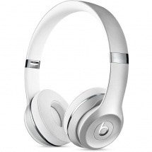 Beats By Dre Solo3 Wireless Silver Kopfhörer