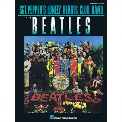 Hal Leonard - Beatles - Sgt. Pepper's Lonely Hearts Club Band
