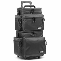 UDG   Ultimate Slingbag Trolley Set Deluxe, schwarz-orange