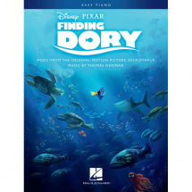 Hal Leonard  - Finding Dory (Easy Piano)
