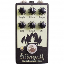 EarthQuaker Devices Afterneath V2 Otherworldly Reverberation