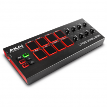AKAI LPD8 Wireless Bluetooth-MIDI-Controller