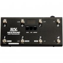 DV Mark MULTIAMP MIDI Pedalboard
