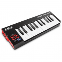 AKAI LPK25 Wireless Bluetooth-MIDI-Keyboard