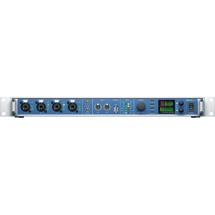 RME Fireface UFX FireWire/USB Audio-Interface - Trade In kaufen ...
