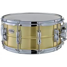 Yamaha Recording Custom Brass 14 x 6,5 Zoll Snare Drum