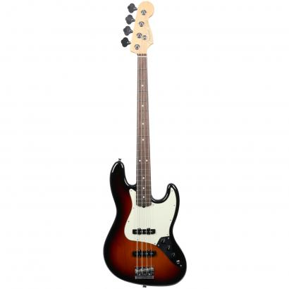 Fender American Professional Jazz Bass 3-Color Sunburst RW