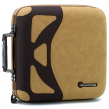 Slappa CD case 240 Camel/braun
