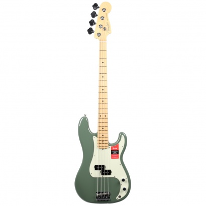 Fender American Professional Precision Bass Antique Olive MN