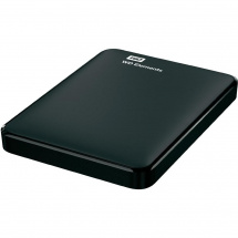 Western Digital Elements HDD USB3.0 1TB Festplatte