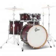 Gretsch Drums Catalina Maple 5-teiliger Kesselsatz, Deep Cherry Burst