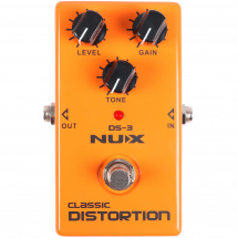 NUX DS-3 Classic Distortion Effektpedal