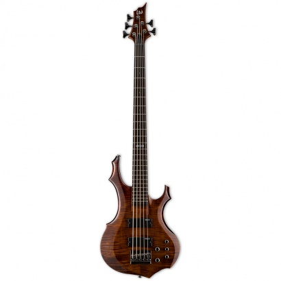 ESP LTD F-155DX Walnut Brown