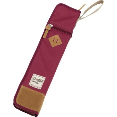 Tama TSB12WR POWERPAD Designer Collection Stick Bag Wine Red, Tasche f. Drumsticks