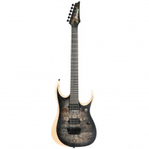 Ibanez RGDIX6PB-SKB Iron Label Surreal Black Burst