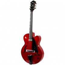 Ibanez AFC151-SRR Contemporary Archtop Sunrise Red