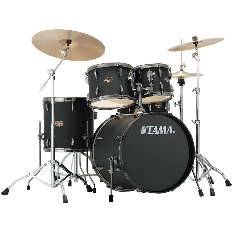 Tama IP50H6NC Imperialstar Blacked out Black Schlagzeug
