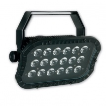 (B-Ware) Showtec Cameleon Spot 18-3 outdoor LED-spot v1