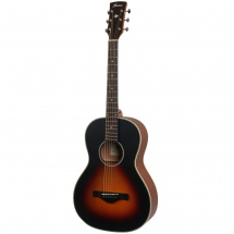 Ibanez AN60 AEW Brown Sunburst Matt Westerngitarre