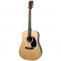 Martin Guitars D-28 Westerngitarre, Natural