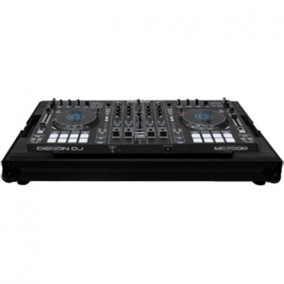 Odyssey Black Label Low Profile flight case for Denon MC7000