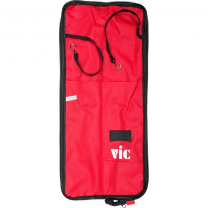 Vic Firth ESBRED Essentials Stick Bag red
