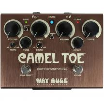 Way Huge WHE209 Camel Toe Triple Overdrive MKII Pedal