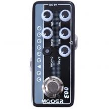 Mooer Micro Preamp 003 Power Zone Overdrive-Pedal
