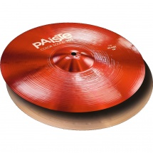Paiste Color Sound 900 Red Hihat, 14 Zoll