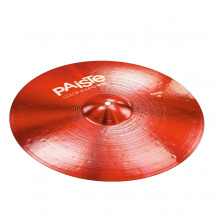 Paiste Color Sound 900 Red Medium Crash, 16 Zoll