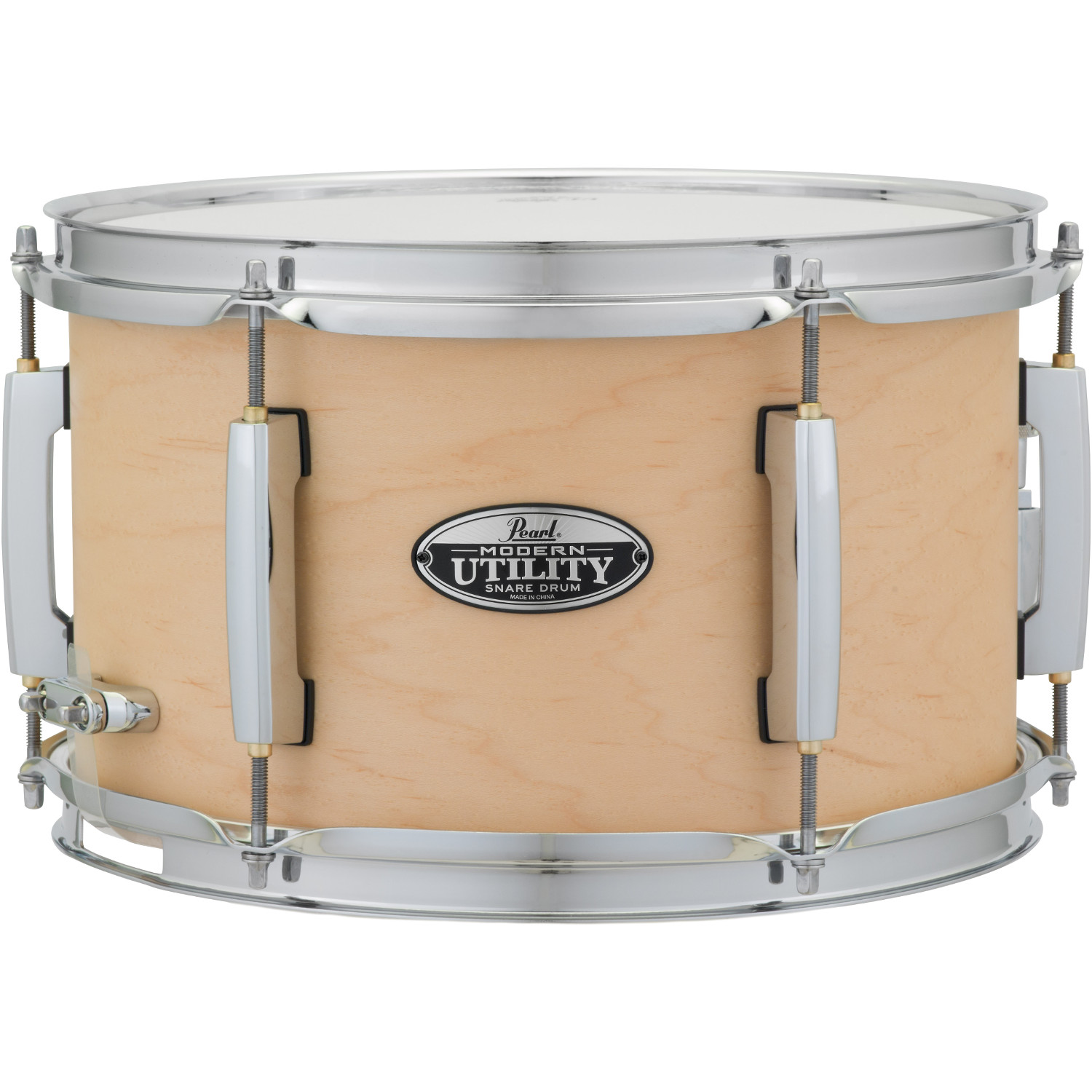 Pearl MUS1270M|C224 Modern Utility 12 x 7 Zoll Snare Drum Natural