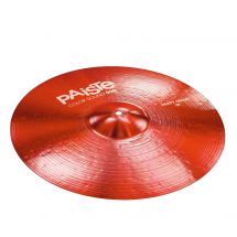 Paiste Color Sound 900 Red Heavy Crash, 16 Zoll