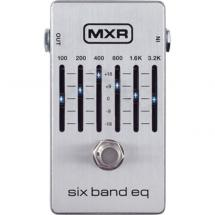 MXR M109S Six Band EQ Equalizer-Effektpedal