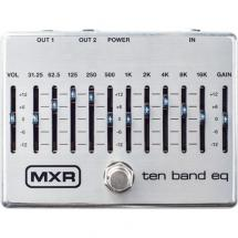 MXR M108S Ten Band EQ Equalizer-Effektpedal
