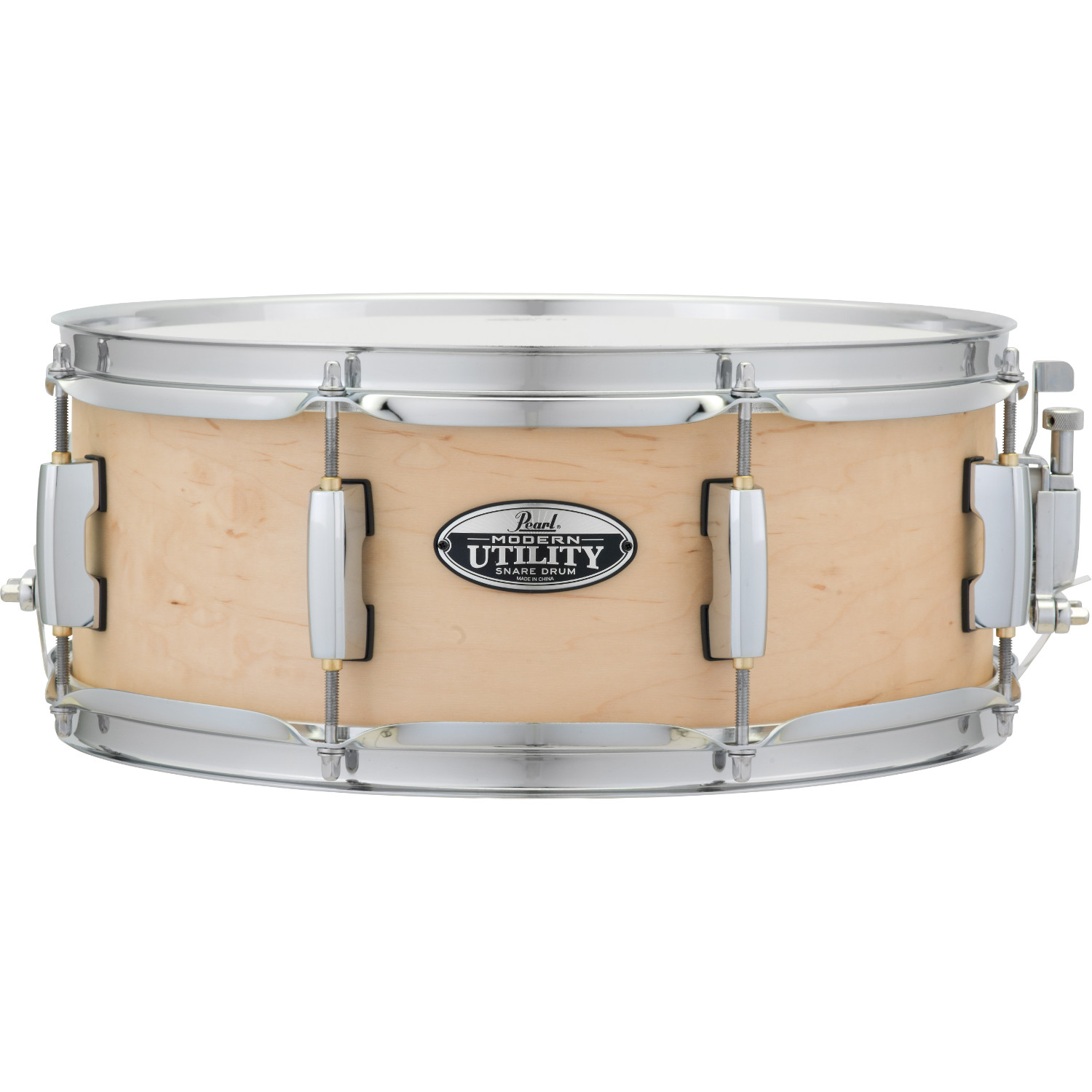 Pearl MUS1455M|C224 Modern Utility 14 x 5,5 Zoll Snare Drum Natural