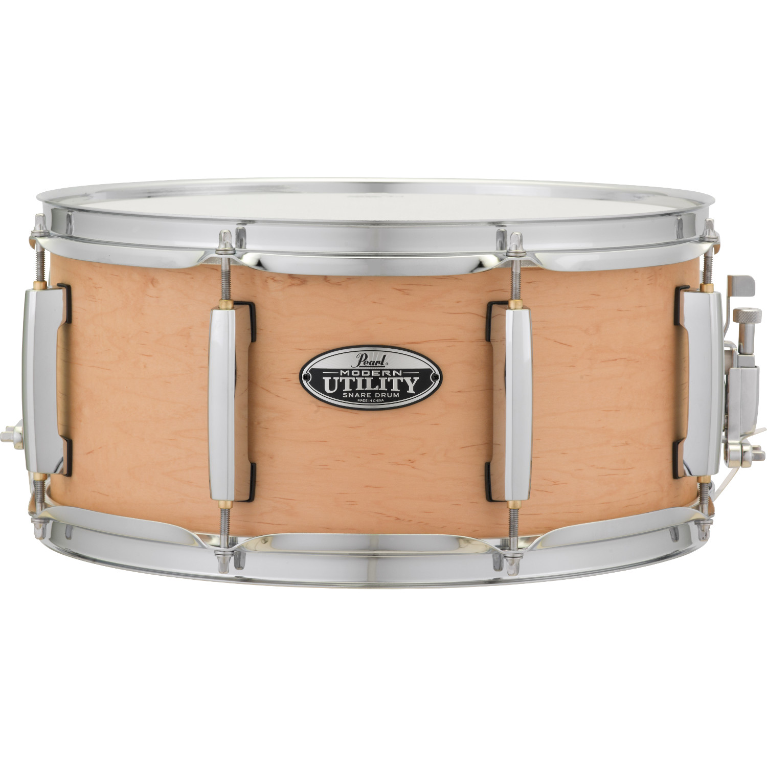 Pearl MUS1465M|C224 Modern Utility 14 x 6,5 Zoll Snare Drum Natural