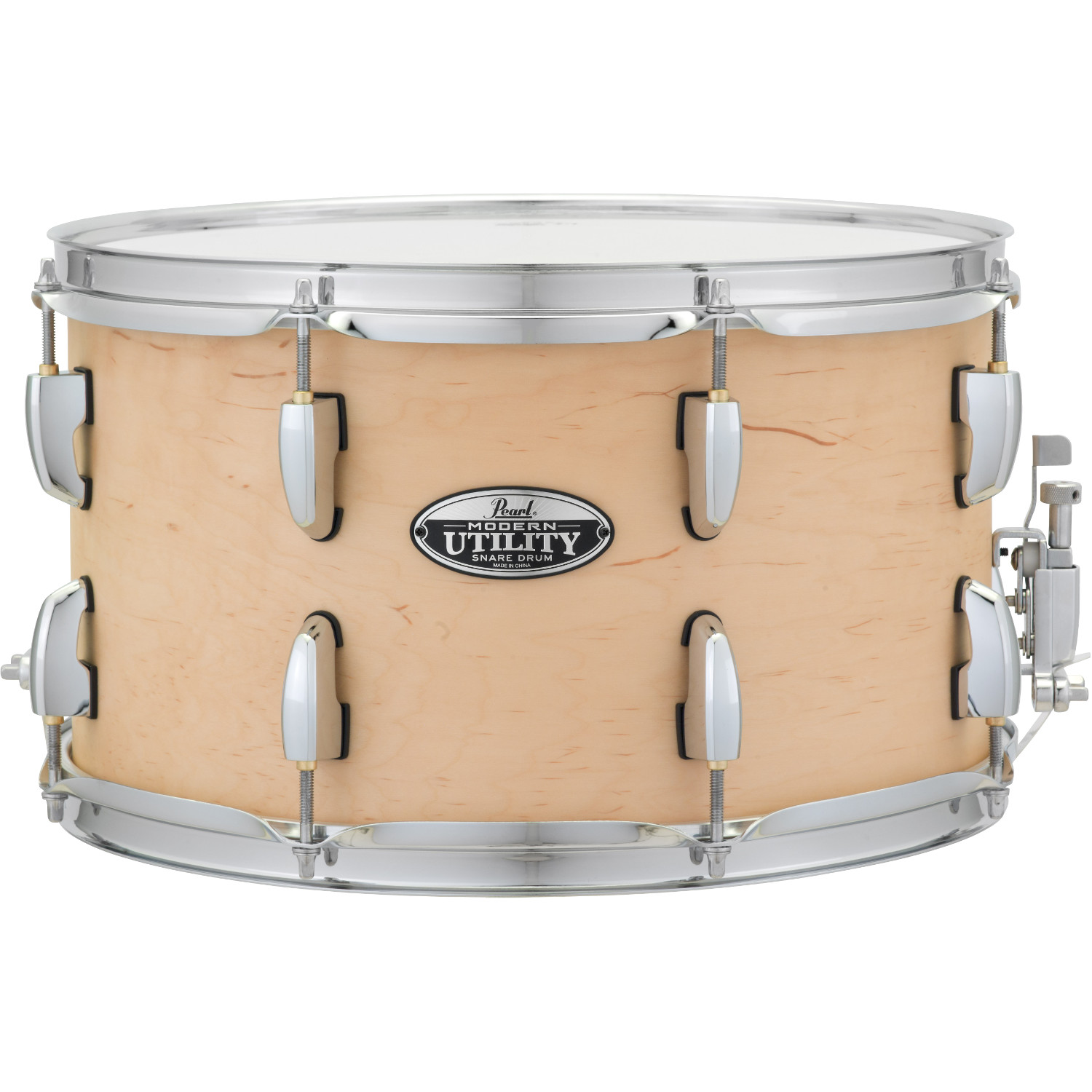 Pearl MUS1480M|C224 Modern Utility 14 x 8 Zoll Snare Drum Natural